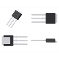 FQU17P06 - TRANSISTOR MOSFET P-CH 60V 12A 3-Pin SMD IPAK